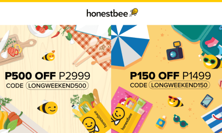 Be Long Weekend-Ready with Honestbee