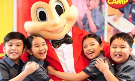 Jollibee Kids Club Mini Managers Camp Offers Summer Fun for Kids