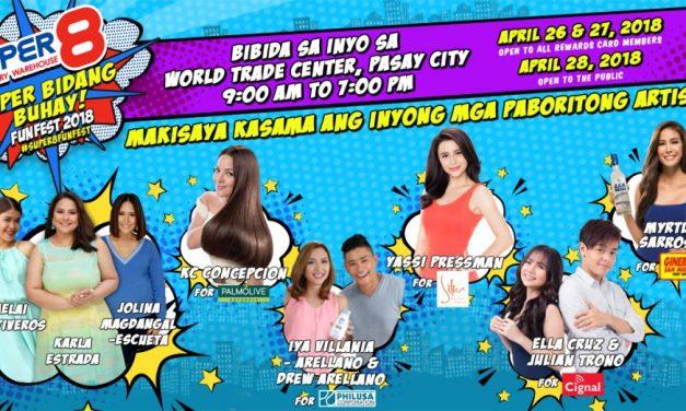 Super8 Funfest 2018: Super Bidang Buhay!