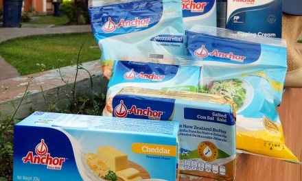 New Anchor Dairy Products and Easy Butter Cheese Milk Recipes