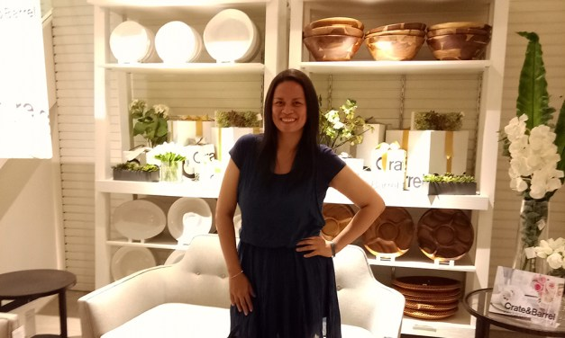 Crate and Barrel SM Makati: Shopping Day for a Cause with Cribs Foundation Inc.