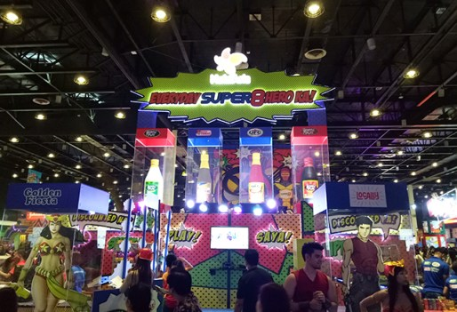 super8 funfest 2018 world trade center superheroes lifestyle mommy fitness blogger philippines www.artofbeingamom.com 54