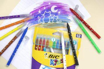 PRPhoto BIC Kids Magic Felt Pens