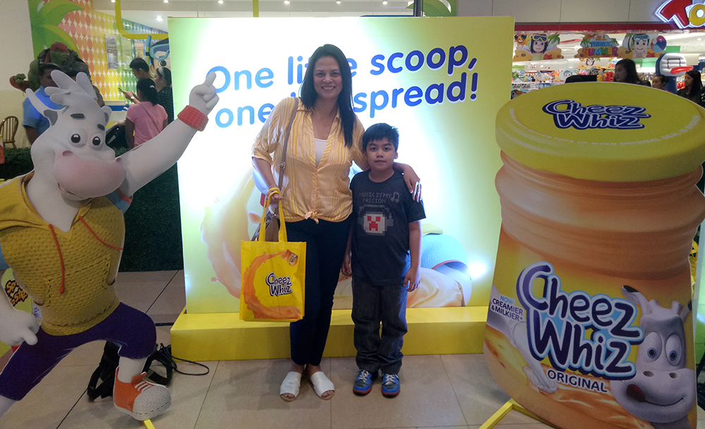 Cheez Whiz Cheeseventions: Jael is a Certified Cheeseventor!