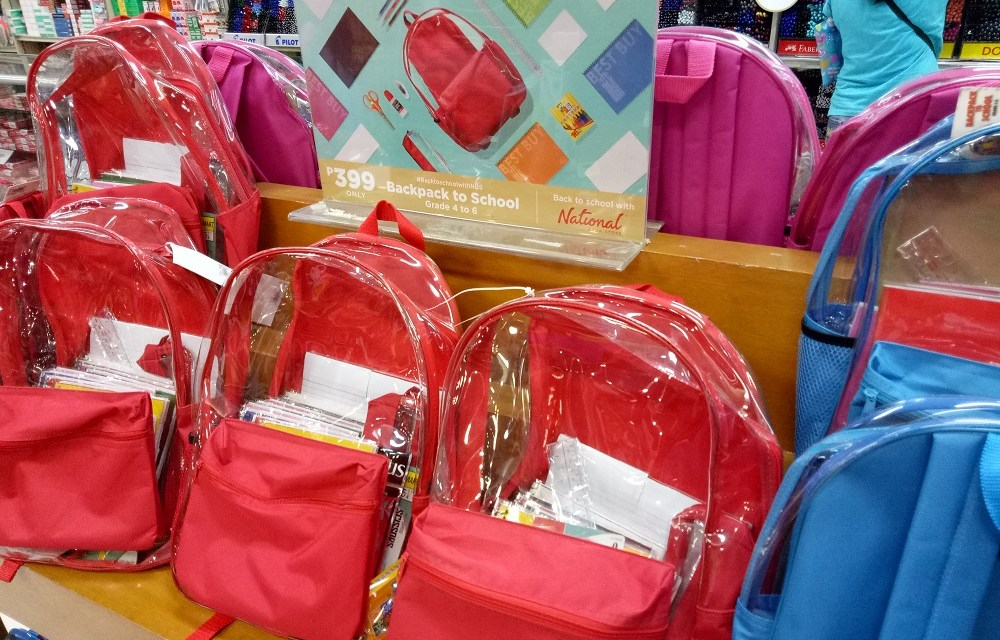 Get Ready to Shop at National Book Store's Grand Back to School Fair