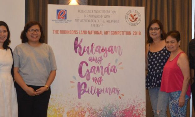 Robinsons Land Corporation Hosts First Art Competition with AAP