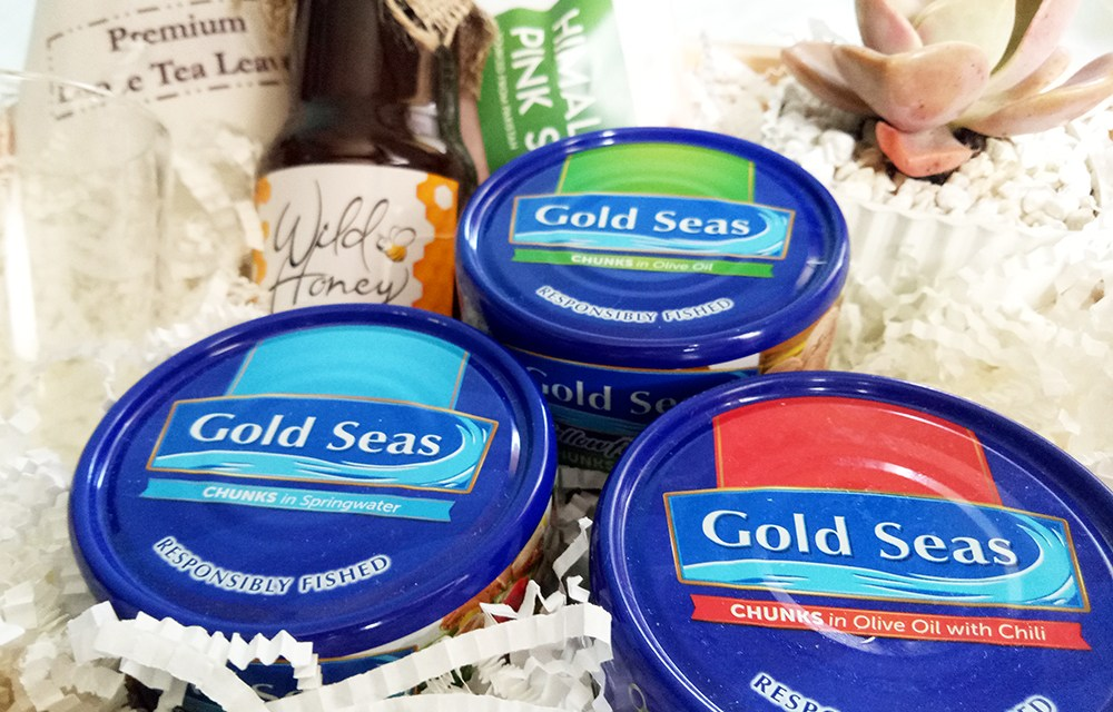 "The Search for Gold Seas Tuna Chunks ""Gourmet Mom 2018"""