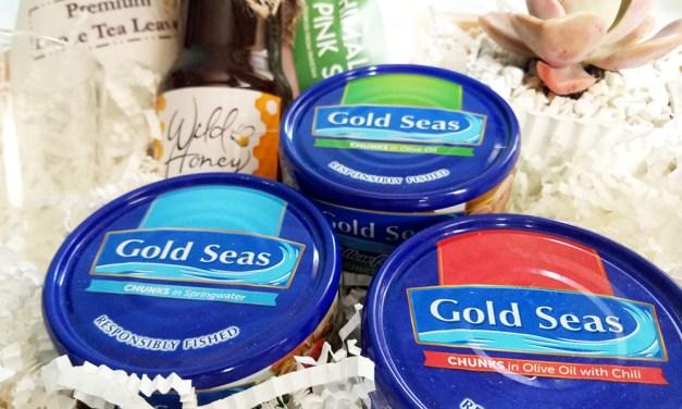 "The Search for Gold Seas Tuna Chunks ""Gourmet Mom 2018"""