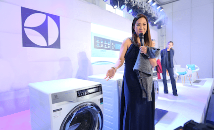 Electrolux Challenges Women at the FashionCare Season 2 Launch