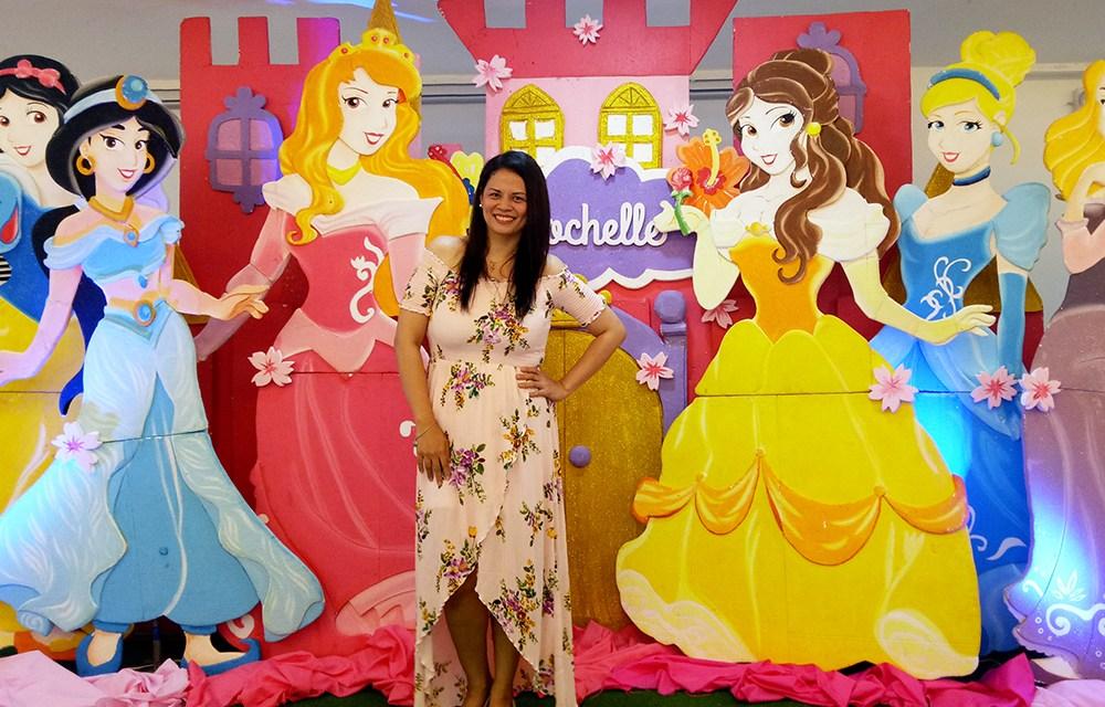 A Disney Princess Birthday Party for Adults at Bleu Hotel Pasig