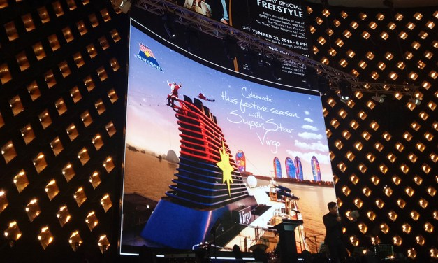 Star Cruises: SuperStar Virgo Returns for a Holiday Cruise Concept