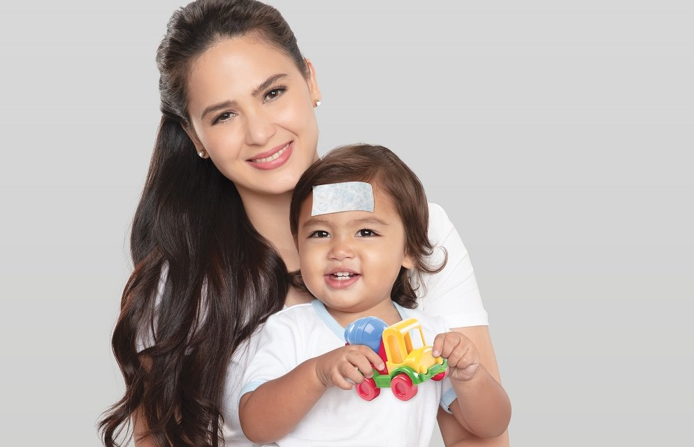 KOOLFEVER Introduces Kristine Hermosa and Son Vin as Brand Ambassadors