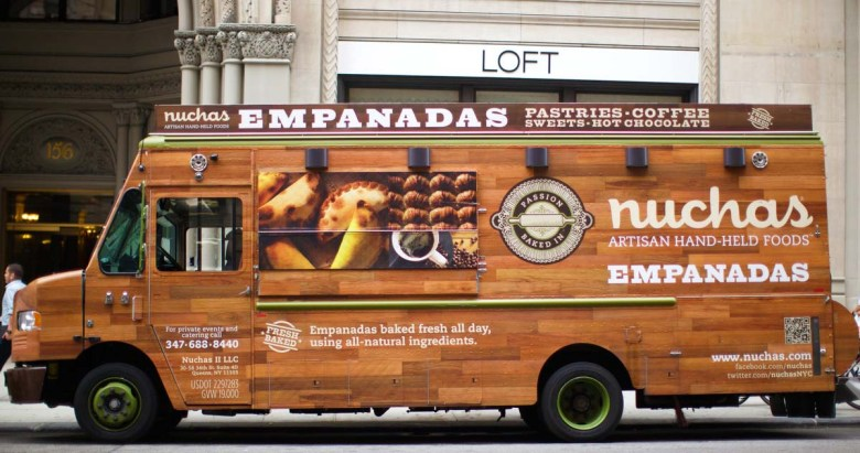 156 5th Ave - Food truck