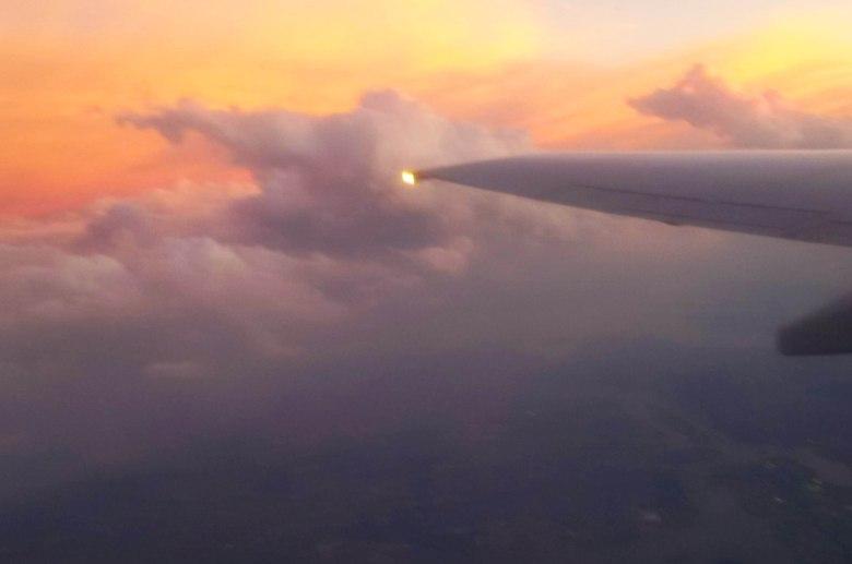 Flight from La Guardia