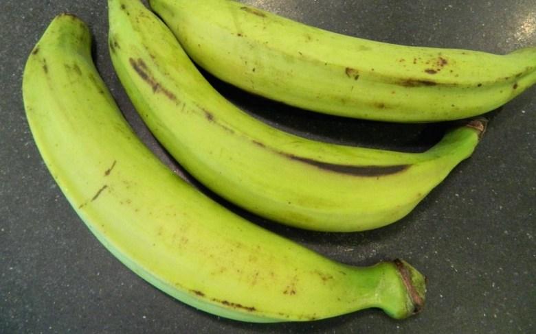 plantain green