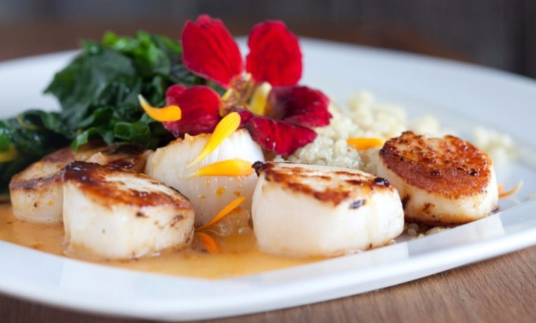 stonecat cafe scallops