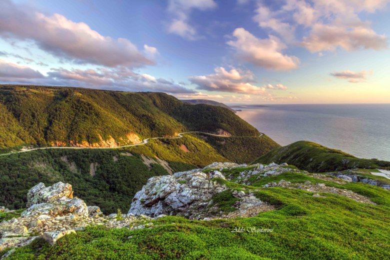 Skyline Trail, Cabot Trail, Cape Breton Island