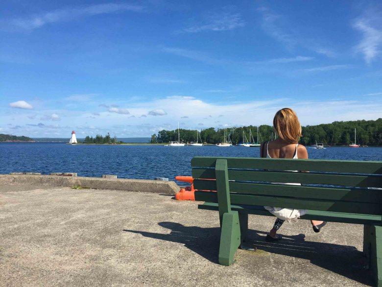 Cape Breton water view