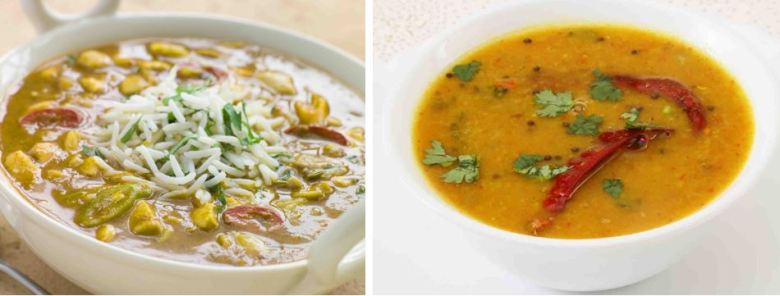 dhal two types