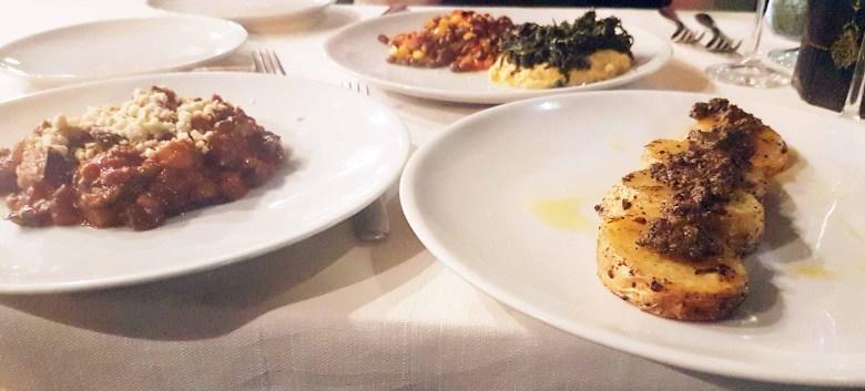 Arancia Bar, Rome, Italy Vegetarian and Vegan