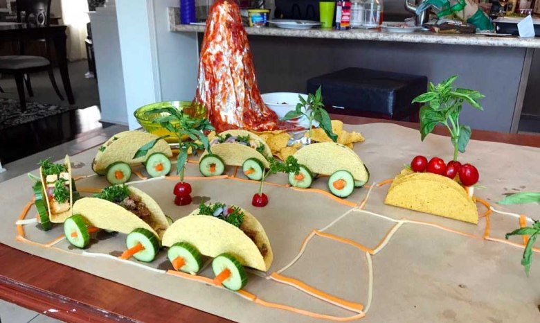 Taco Train Finished