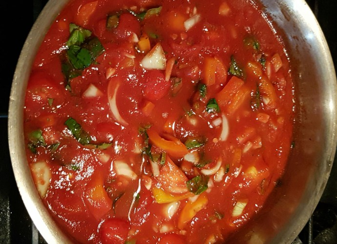 yummy in the tummy spaghetti sauce