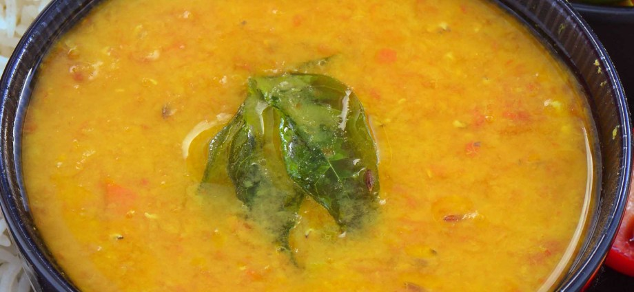 dhal dal spicy lentil soup to boost metabolism