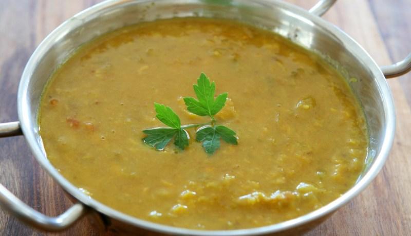 dhal or chorbat el ads lentil soup