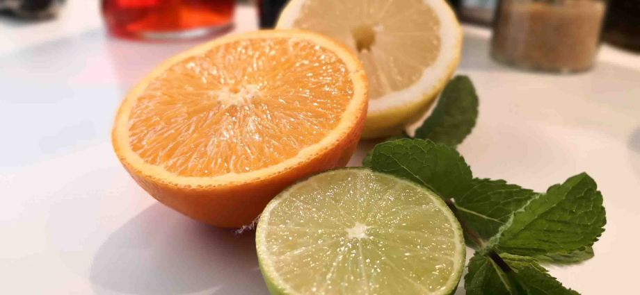 Citrus to boost your immunity