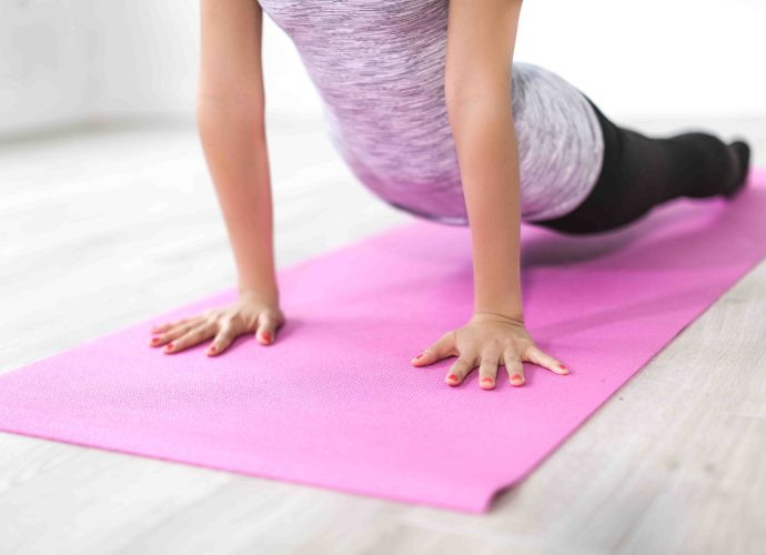 turn your workouts into a routine