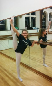 Millie Cooter has been awarded a place at a leading performing arts school