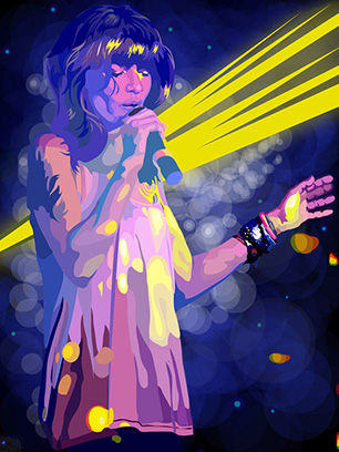 Art-of-Divya-Suvarna_Digital-Art_Art_Vector-portrait_Voctronica_Meghana-Bhogle_featured