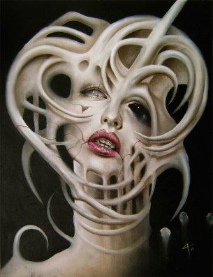 The Queen of broken hearts