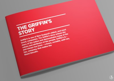 Research project, Griffin's Foods Ltd