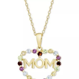 GOLD MOM CHAIN FOR MOTHER'S DAY