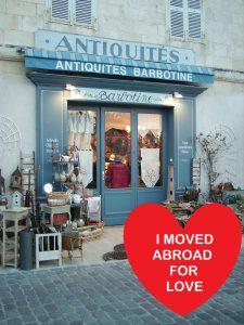 I moved for love, but still felt lonely. www.artofhappymoving.com