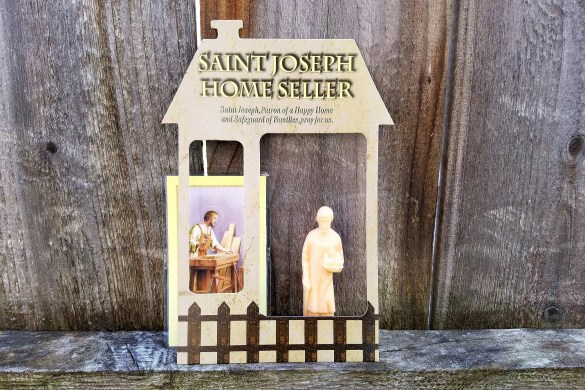 Will a St. Joseph Statue Help Me Sell My Home? The Art of Happy Moving. www.artofhappymoving.com
