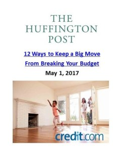 Huffington Post_12 Ways to Keep a Big Move From Breaking Your Budget