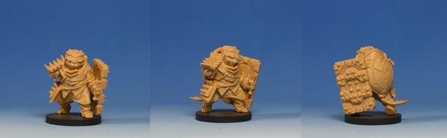 Tank - 3D Print