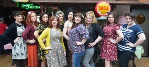 Vintage Beauty Workshop at Smokey Joe's Cheltenham