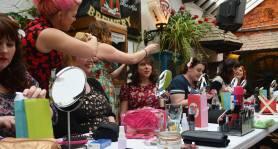 Vintage Beauty Workshop