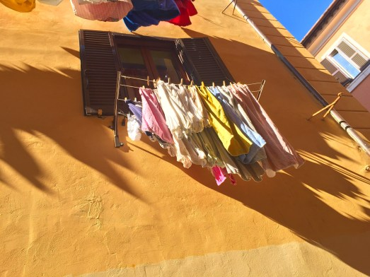 Laundry Lines in Rome