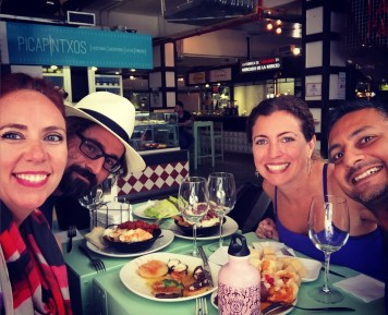 NYC Nomad Reunion in Malaga