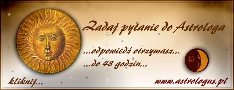 baner Astrologia - Astrologus.pl