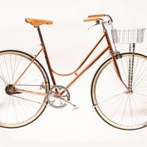 "Gorilla . urban cycling Bikes ""Lady_Kupfer"""