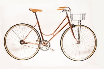 "Gorilla . urban cycling Bikes ""Lady_Kupfer"""