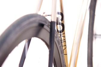 """Gorilla . urban cycling Bikes """"Lama NickelBlack"""""""