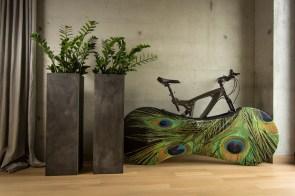 VeloSock für grosse Fahrräder. Enganliegen, Einheitsgrössen die fast für alle Fahrräder passen.