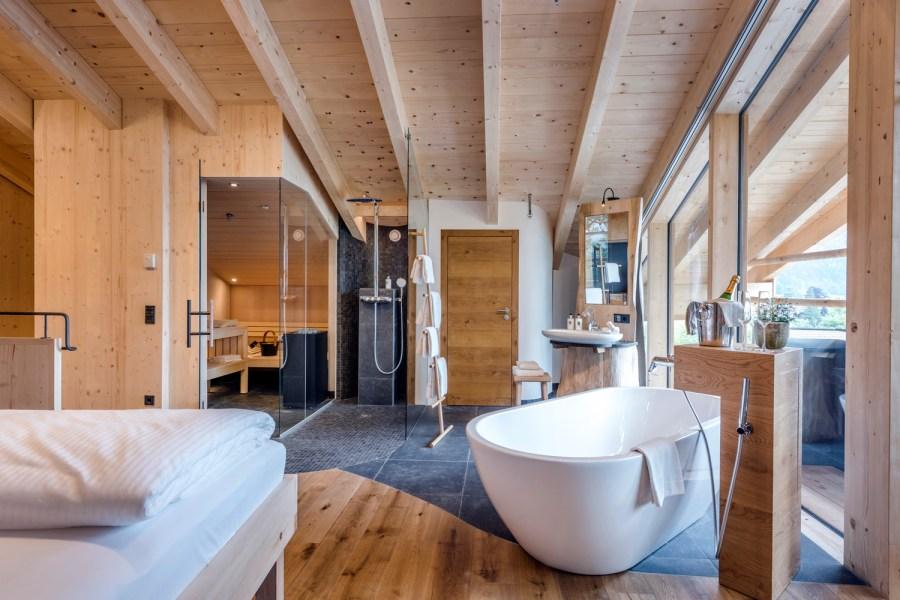 Chalet Suite - 90m2 Wohlfühloase auf zwei Etagen.
