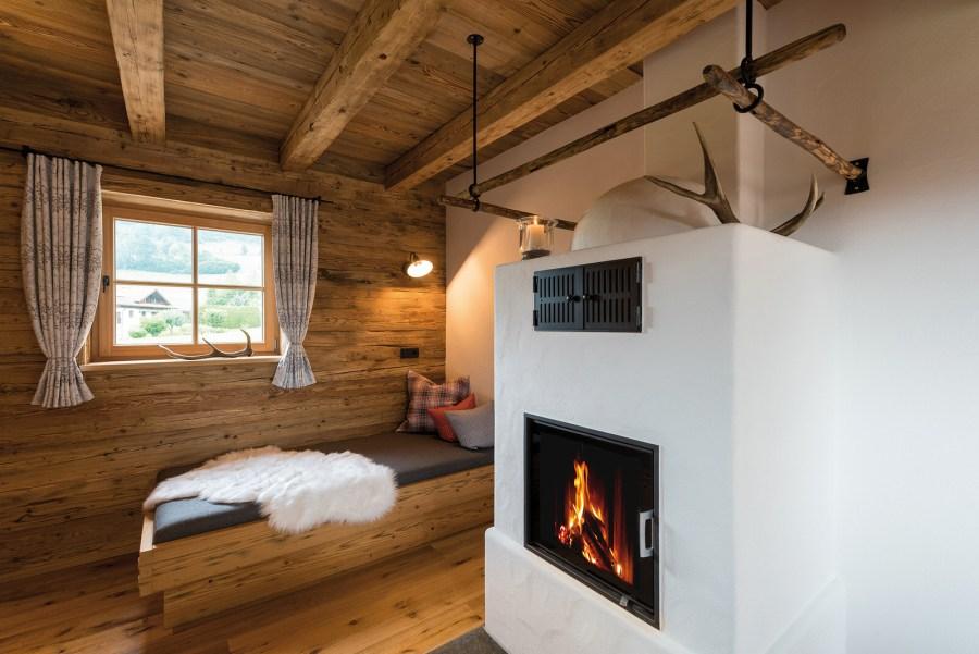 Chalet Premium Wohnzimmer.